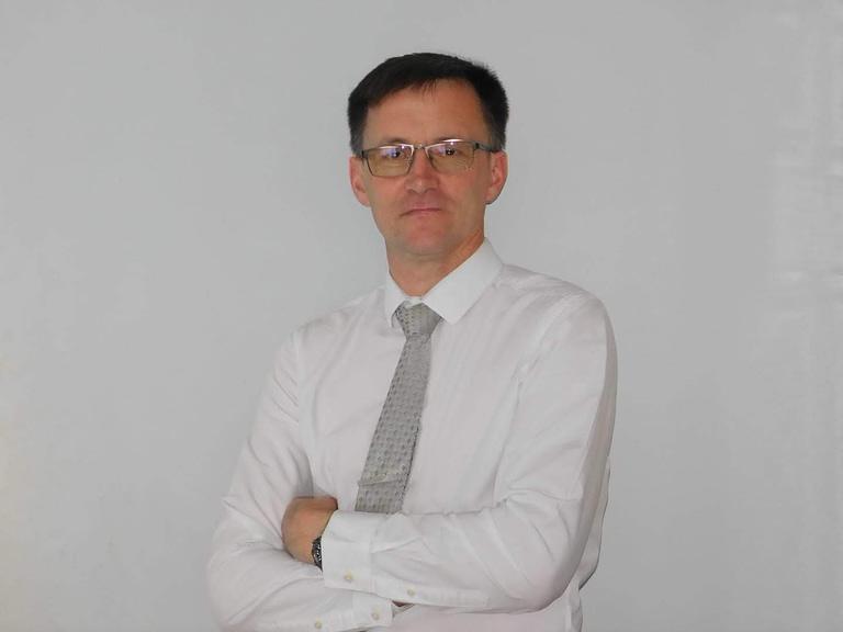 Geth Thomas MD of Wrexham Chauffeurs