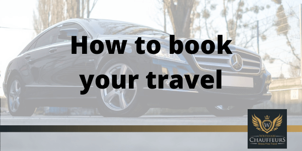 How to book travel